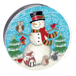 Forest Snowman
