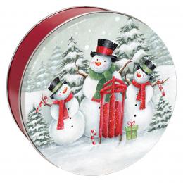 115 Snow Family