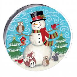 3C Forest Snowman