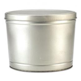 Platinum 2 Gallon Popcorn Tin - SOLD OUT