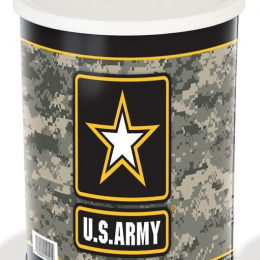 US FORCES   1 Gallon United States Army