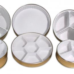Round Plastic Inserts