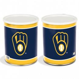 MLB   1 gallon Milwaukee Brewers