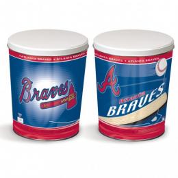 MLB   3 gallon Atlanta Braves