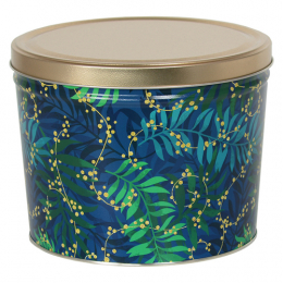 Touch of Gold 2 Gallon Popcorn Tin